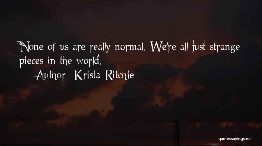 Krista Ritchie Quotes 1730462