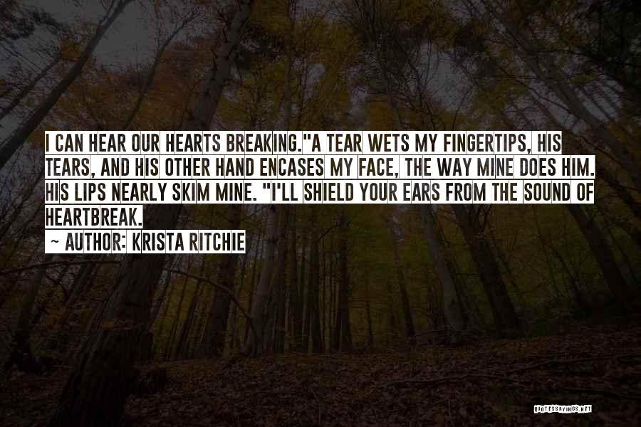 Krista Ritchie Quotes 1748916