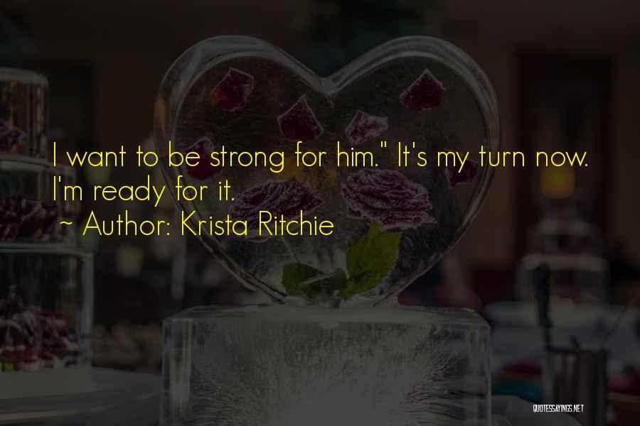 Krista Ritchie Quotes 1765447