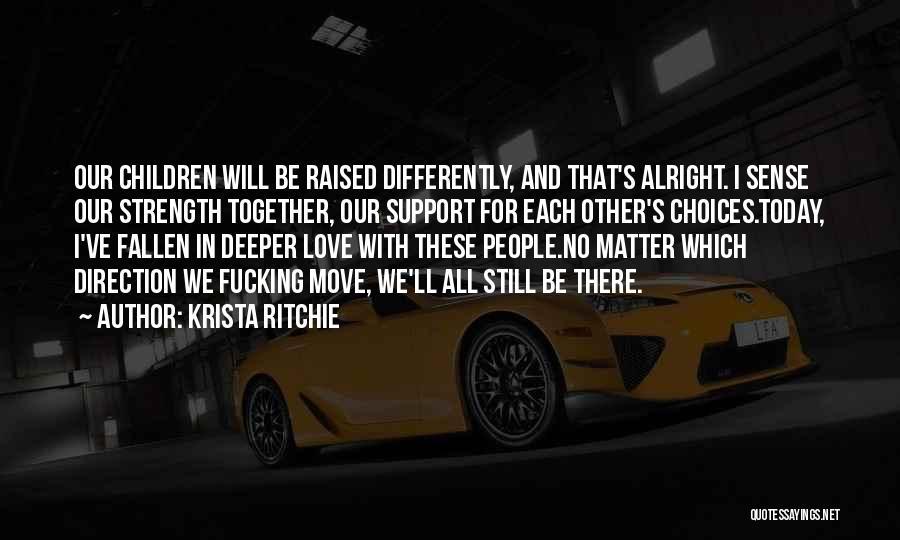 Krista Ritchie Quotes 1808104