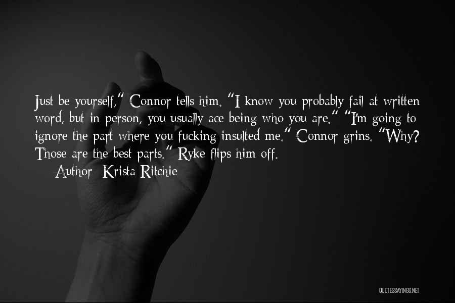 Krista Ritchie Quotes 1808332