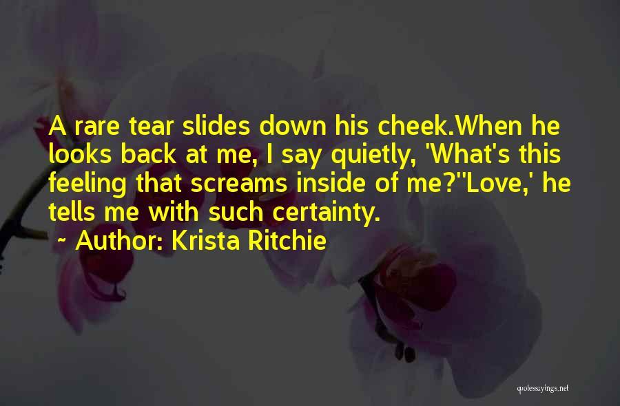 Krista Ritchie Quotes 1856479