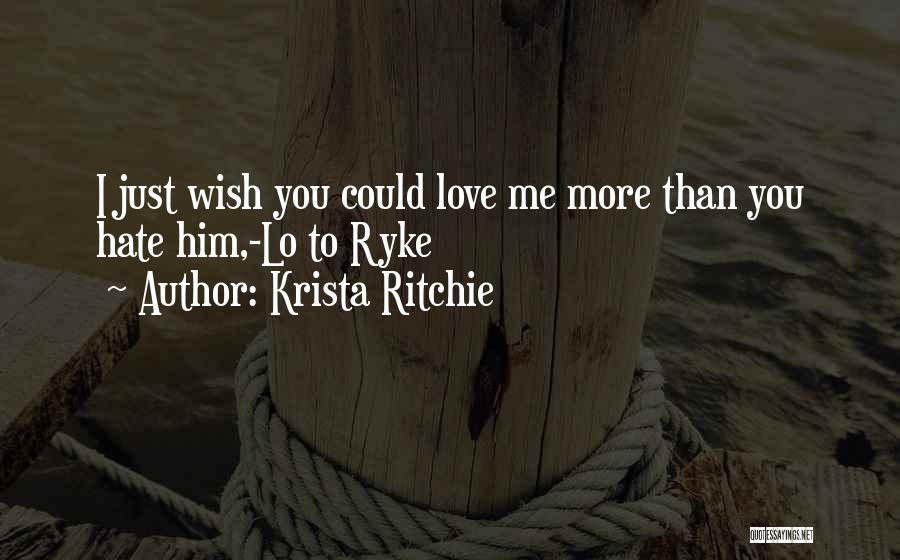Krista Ritchie Quotes 1862234