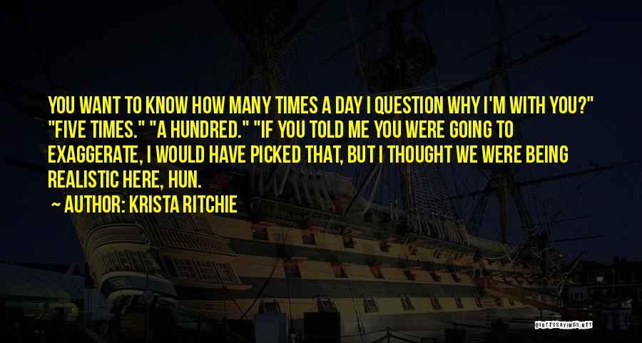 Krista Ritchie Quotes 1898023