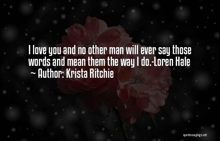 Krista Ritchie Quotes 197342