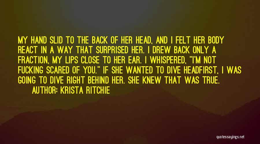 Krista Ritchie Quotes 2139131