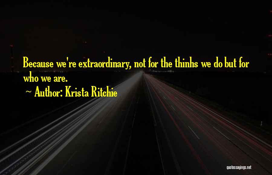 Krista Ritchie Quotes 2219563