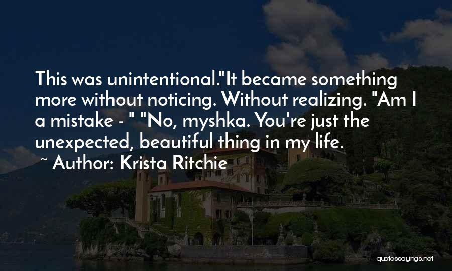 Krista Ritchie Quotes 341088