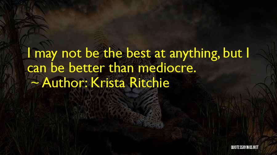 Krista Ritchie Quotes 371423