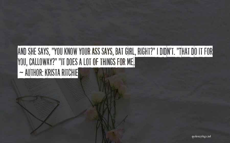 Krista Ritchie Quotes 383570