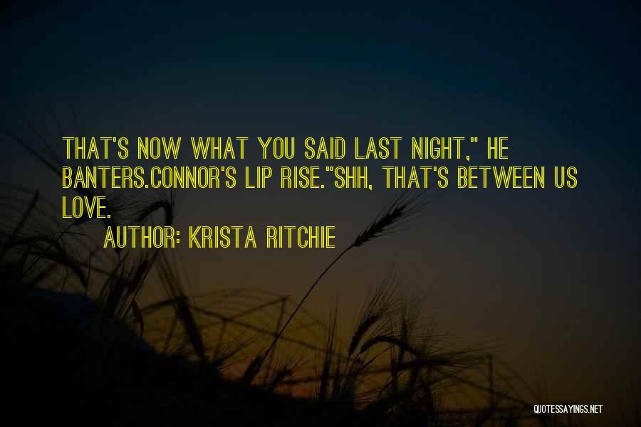 Krista Ritchie Quotes 447779