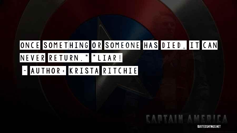 Krista Ritchie Quotes 574634