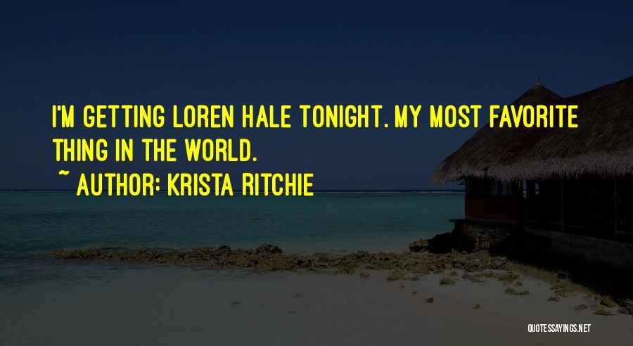 Krista Ritchie Quotes 641741