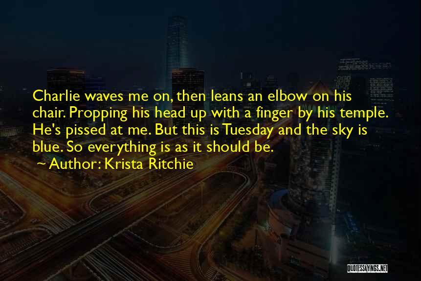 Krista Ritchie Quotes 697217