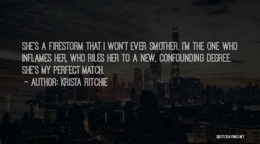 Krista Ritchie Quotes 732998