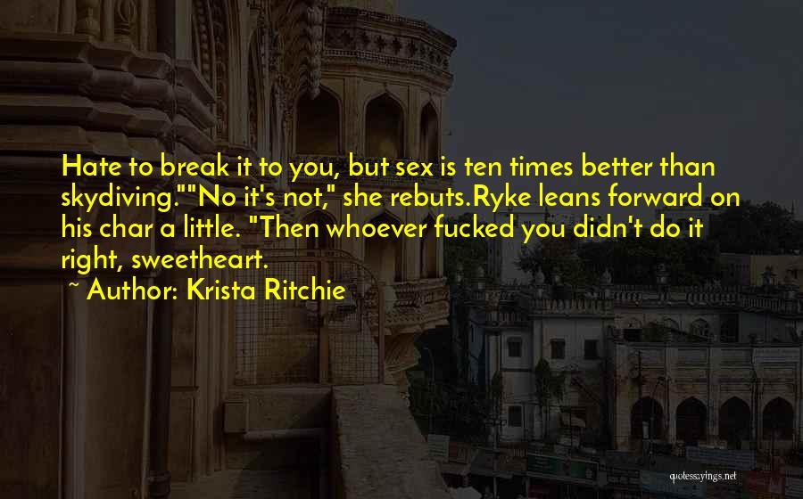 Krista Ritchie Quotes 754157