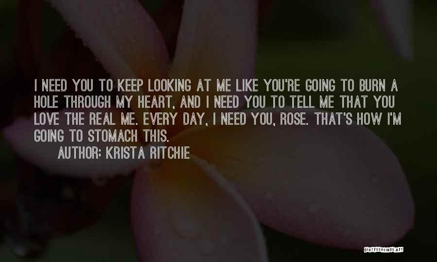 Krista Ritchie Quotes 908390