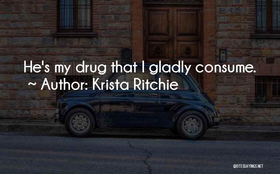 Krista Ritchie Quotes 91542