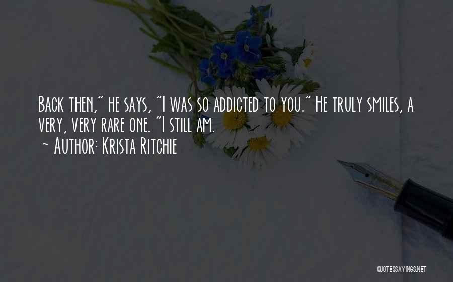 Krista Ritchie Quotes 927652