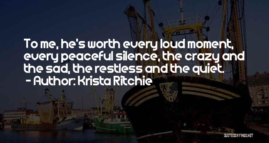 Krista Ritchie Quotes 954496