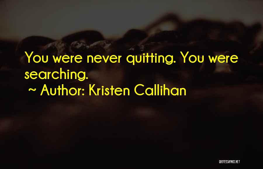 Kristen Callihan Quotes 1200398