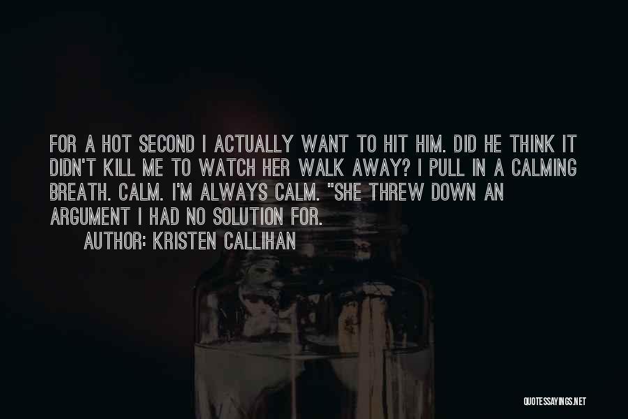 Kristen Callihan Quotes 1471157