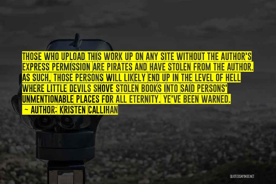 Kristen Callihan Quotes 1474110