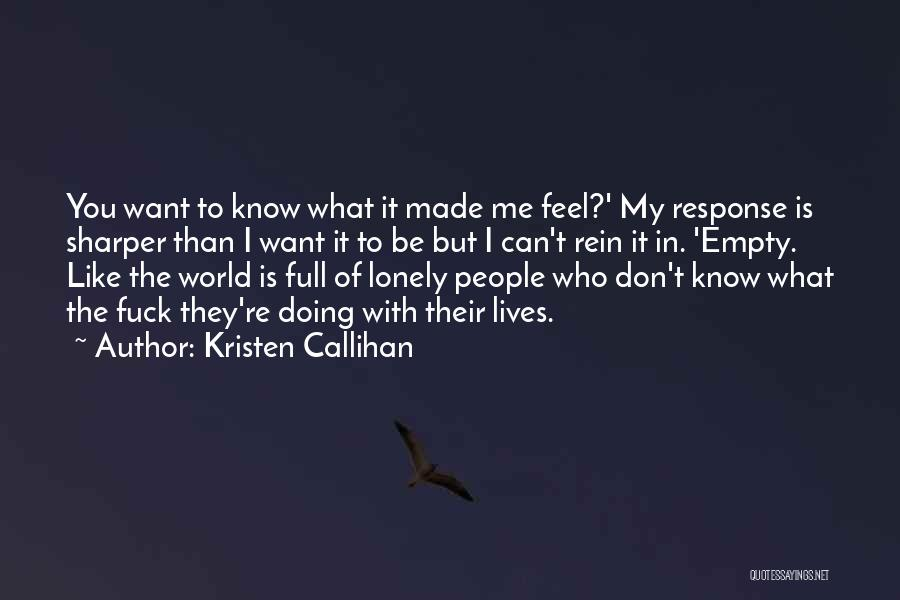 Kristen Callihan Quotes 1623053