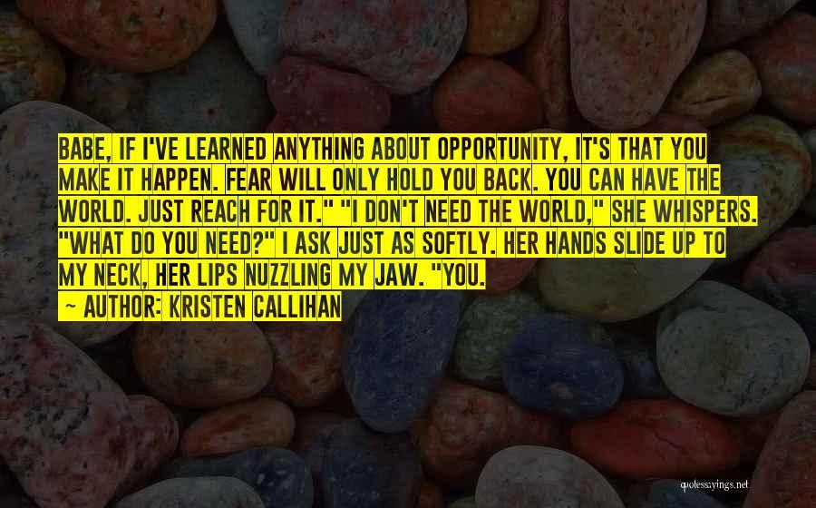 Kristen Callihan Quotes 1787904