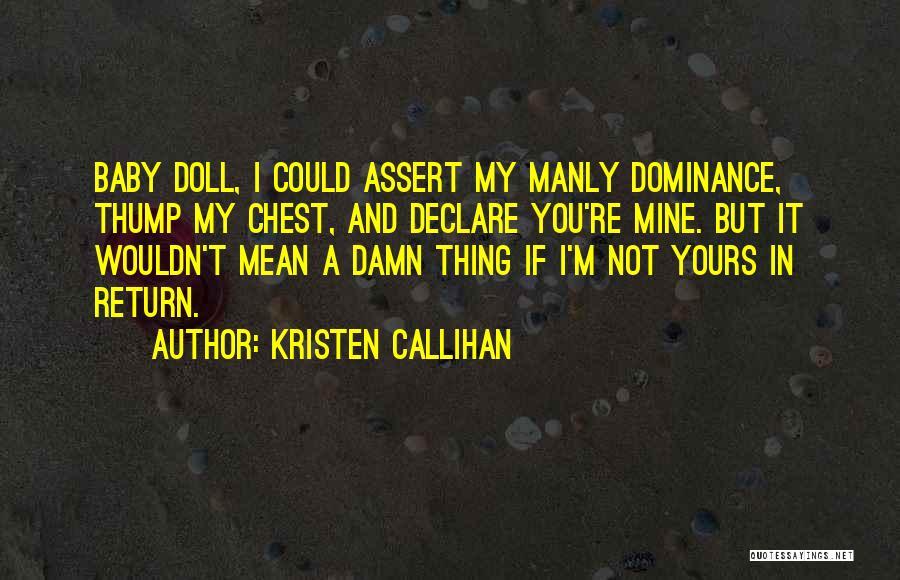 Kristen Callihan Quotes 1833350