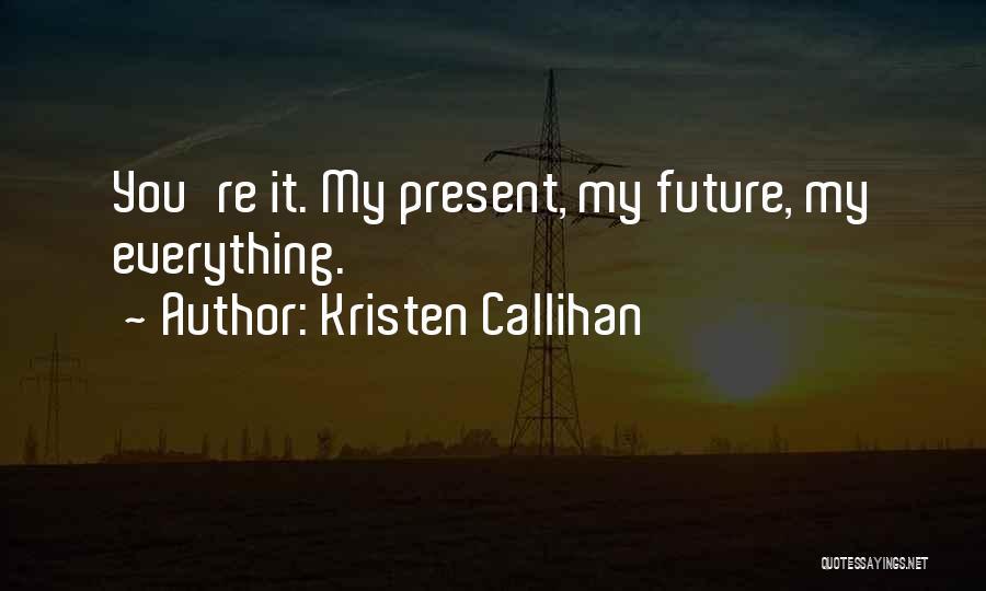 Kristen Callihan Quotes 317579