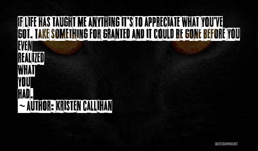 Kristen Callihan Quotes 379621