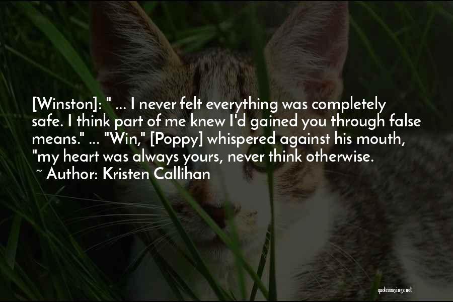 Kristen Callihan Quotes 450297