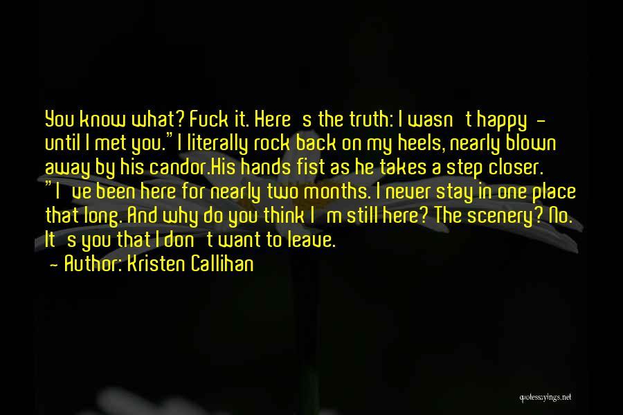 Kristen Callihan Quotes 573614