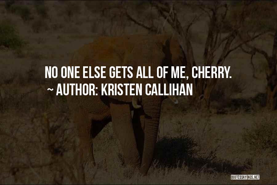 Kristen Callihan Quotes 721089