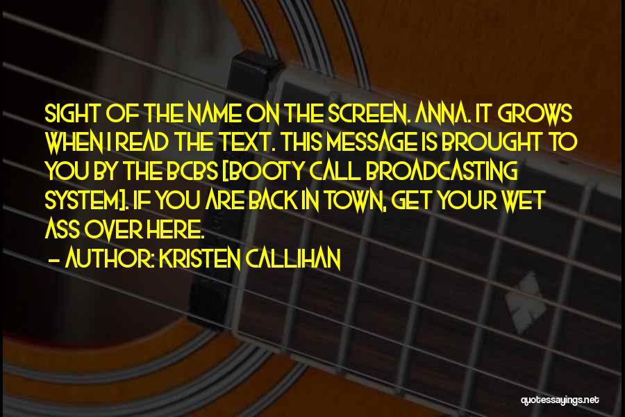 Kristen Callihan Quotes 784612