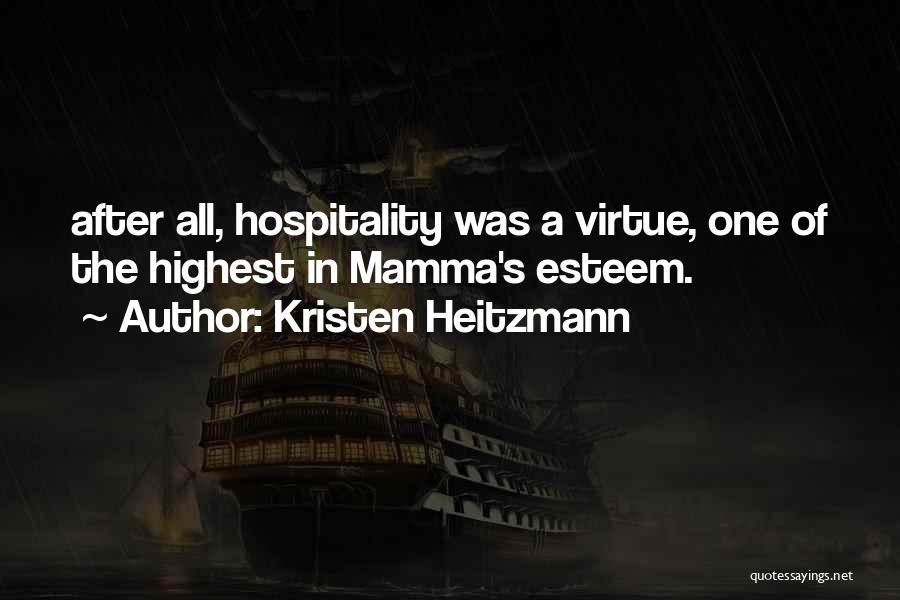 Kristen Heitzmann Quotes 1236558