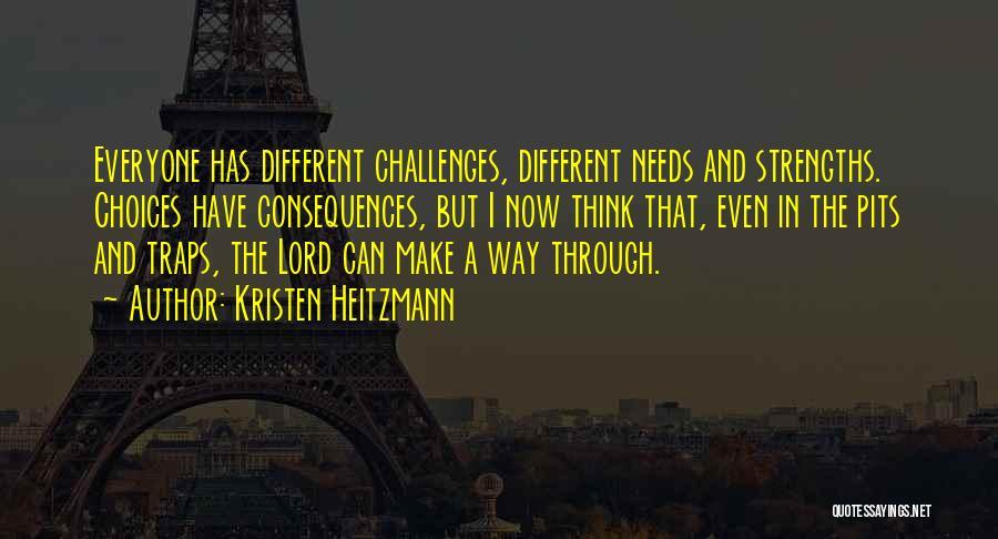 Kristen Heitzmann Quotes 1385967