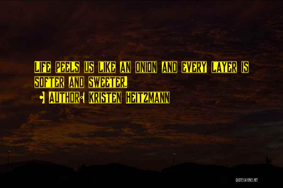 Kristen Heitzmann Quotes 1515397