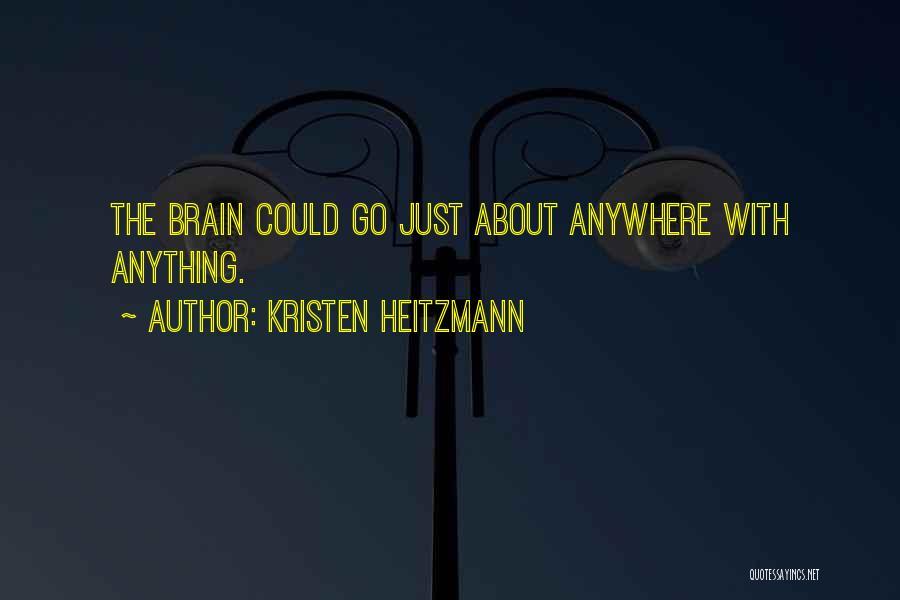 Kristen Heitzmann Quotes 1917649