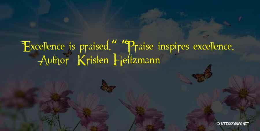 Kristen Heitzmann Quotes 817087