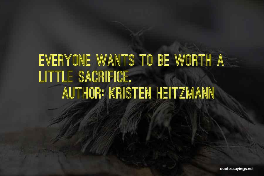 Kristen Heitzmann Quotes 837583