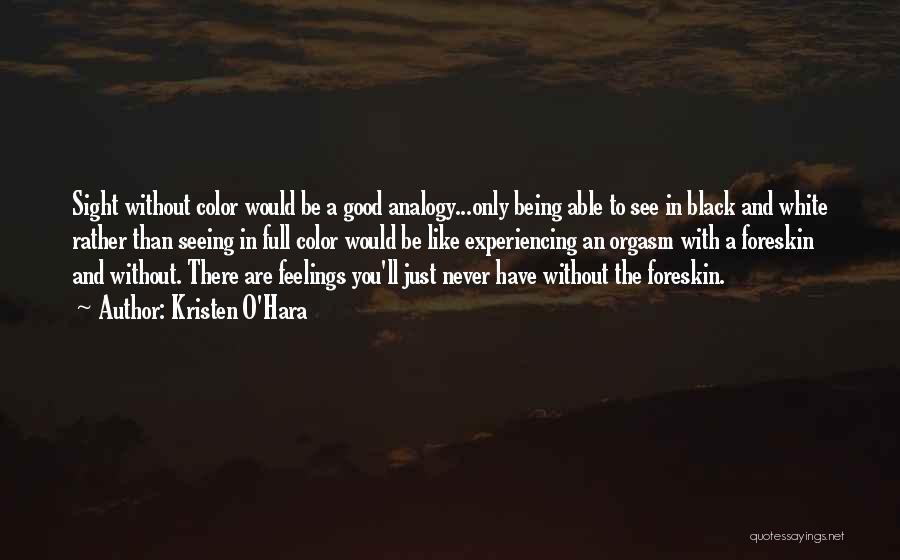 Kristen O'Hara Quotes 1127910