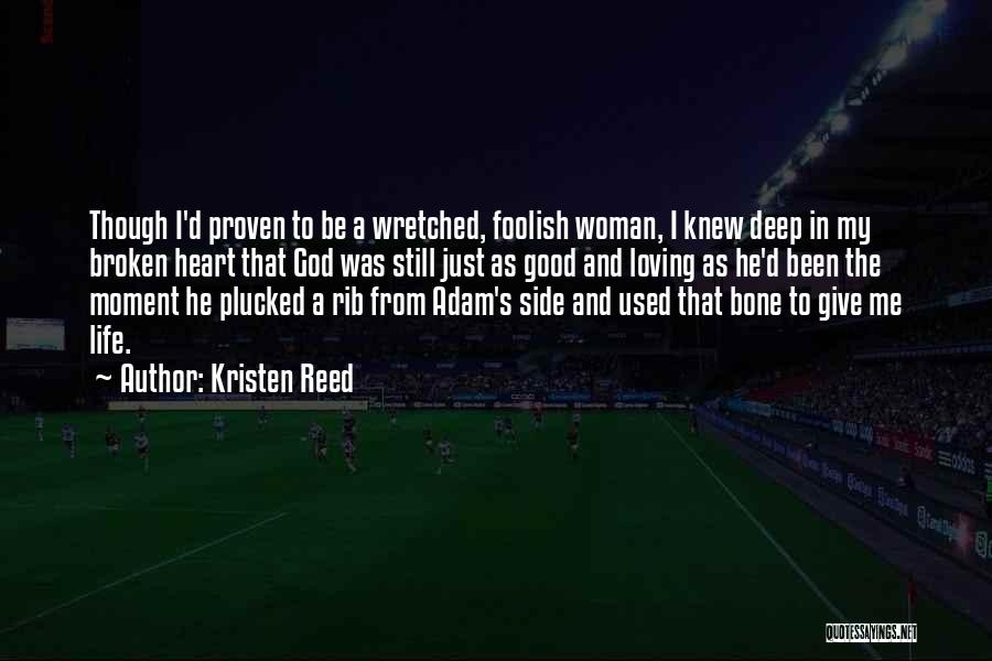 Kristen Reed Quotes 1834556