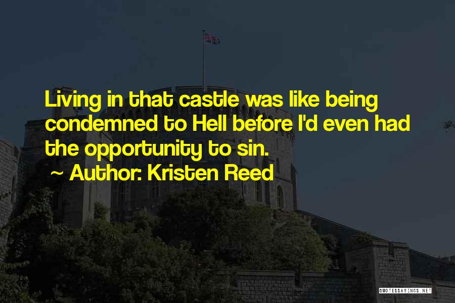 Kristen Reed Quotes 625203