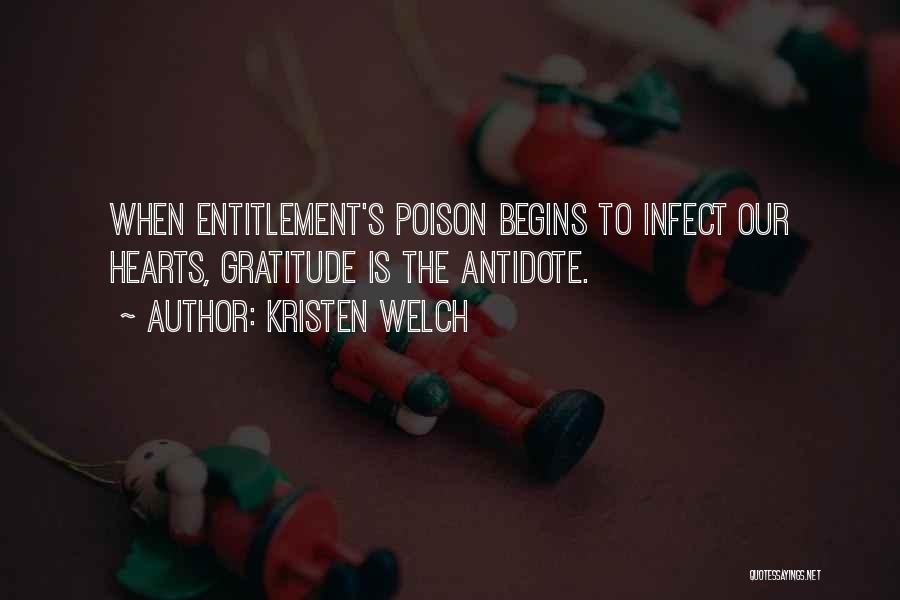 Kristen Welch Quotes 884277