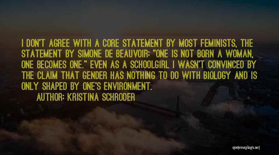 Kristina Schroder Quotes 1878800