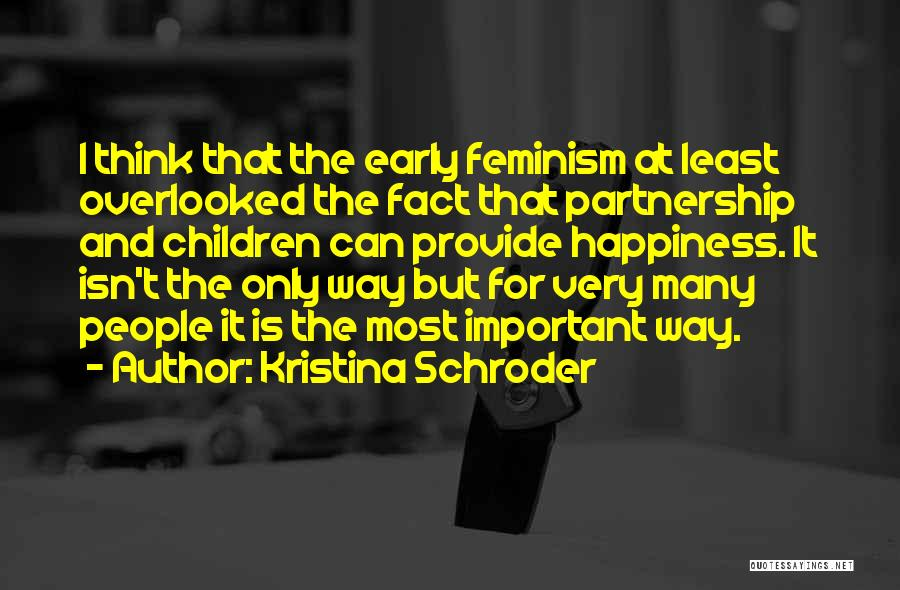 Kristina Schroder Quotes 2050630