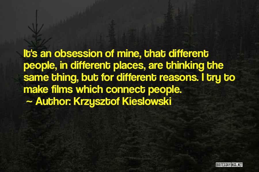Krzysztof Kieslowski Quotes 1521809