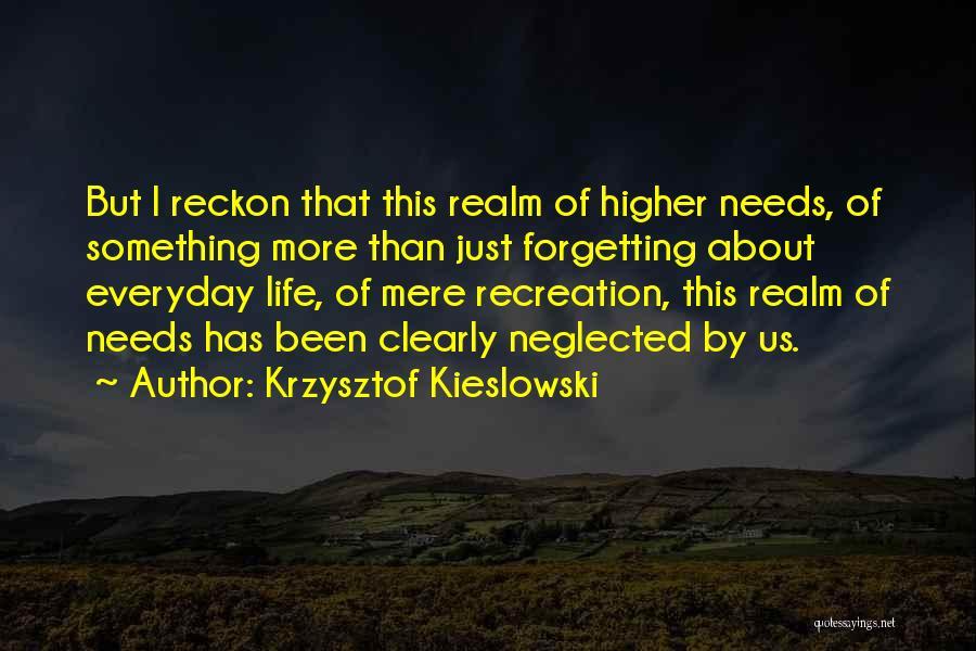 Krzysztof Kieslowski Quotes 1598207